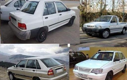 با 100 تا 200 میلیون این خودروها را می توانید بخرید
