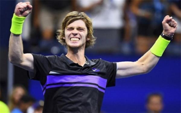 تنیس اوپن مادرید؛ روبلف برنده دوئل سخت شد