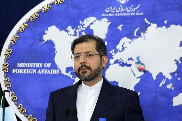 عراق باید از اماکن دیپلماتیک ایران صیانت کند ، هدف مذاکرات تهران-ریاض امور دوجانبه و منطقه ای است