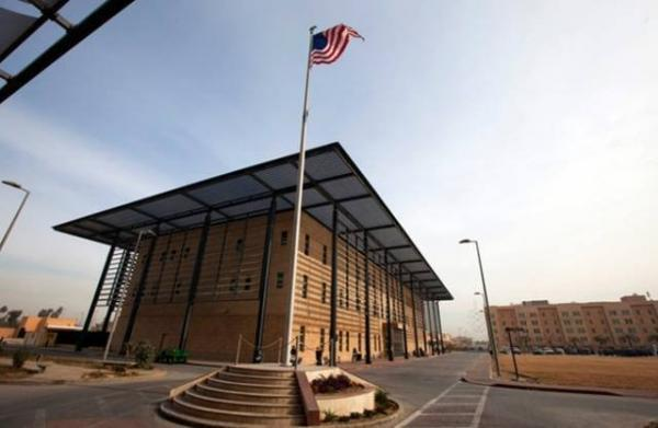 به صدا درآمدن آژیر خطر در سفارت آمریکا در بغداد در پی یک اشتباه