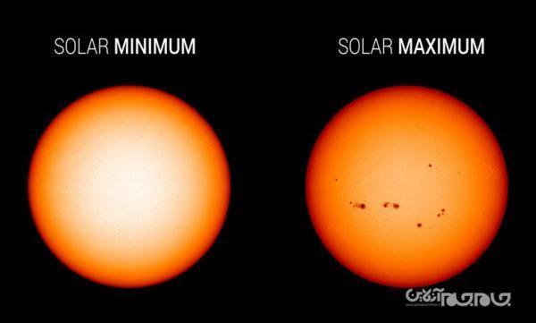شروع چرخه نو فعالیت های خورشیدی